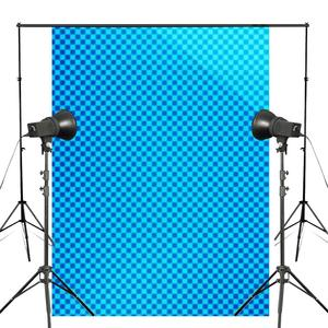 Image 1 - 5x7ft Blue Abstract Background Image Photography Backdrop Art Photo Studio Props Wall Backdrop