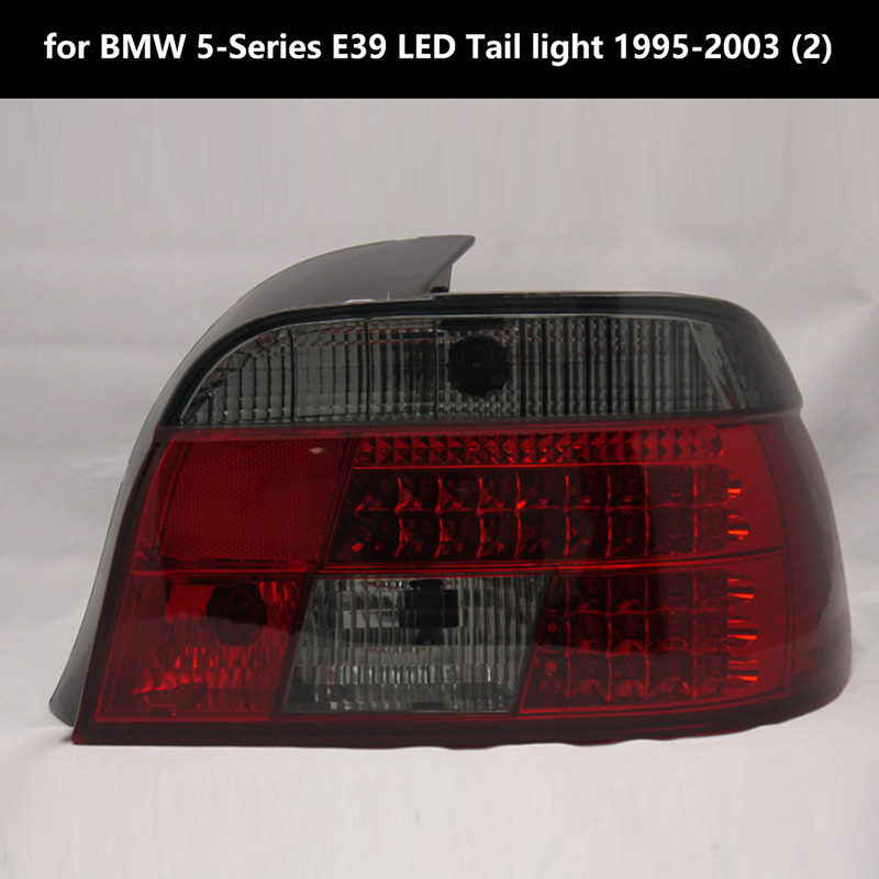 for BMW 5 Series E39 520i 525i 528i 530i 535i 540i LED Tail lights 1995 2003 year in Car Light Assembly from Automobiles Motorcycles