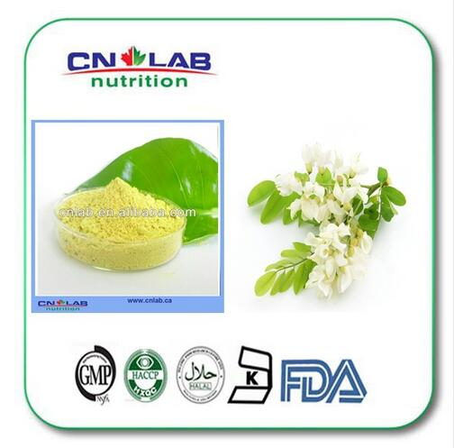 1 kg 98% quercetin dihydrate powder in bulk  with the best price for sale