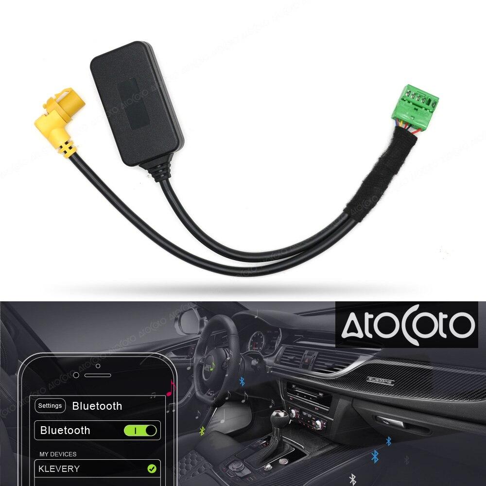 Aliexpress Com Buy Atocoto Ami Mdi Mmi Interface: Aliexpress.com : Buy AtoCoto Car Bluetooth Module For Audi