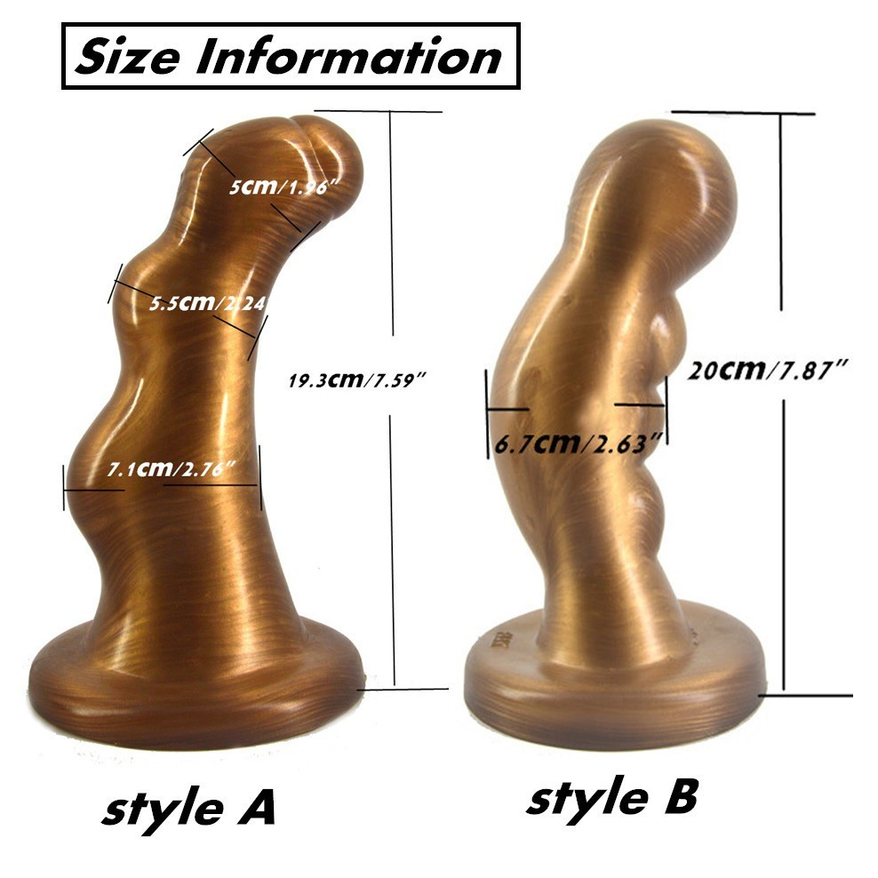 цены new Sheep horns style silicone anal plug prostata massage huge butt plug suction cup anal dildo sex products for couples