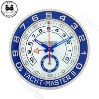 S&F Art Wall Clocks Relogio De Parede Horloge Decorativo Luxury Metal Watch Shape Wall Clcok for Best Gift for friends