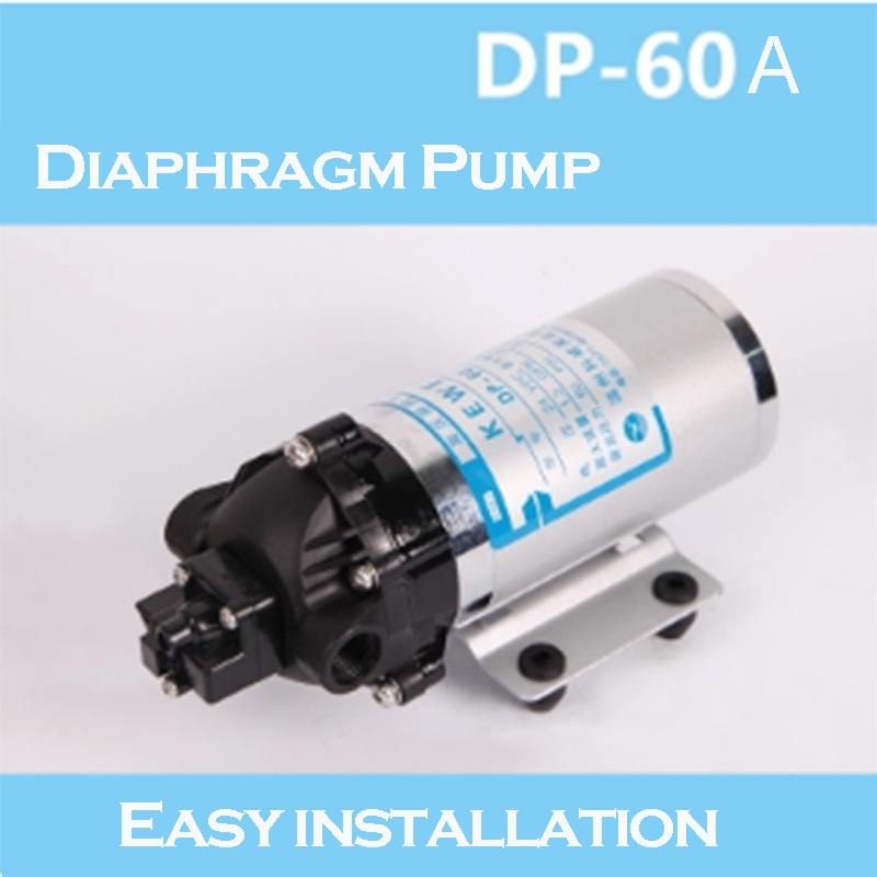 Factory Price DP-60A 0.8G/min 20w 12v DP Type Diaphragm circulating pump