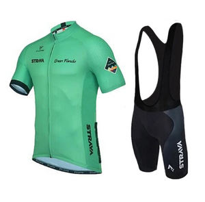 Image 3 - 2019 STRAVA רכיבה על אופניים ג רזי סט קיץ בגדי אופני הרים פרו אופניים רכיבה על אופניים ג רזי ספורט חליפת מאיו Ropa Ciclismo