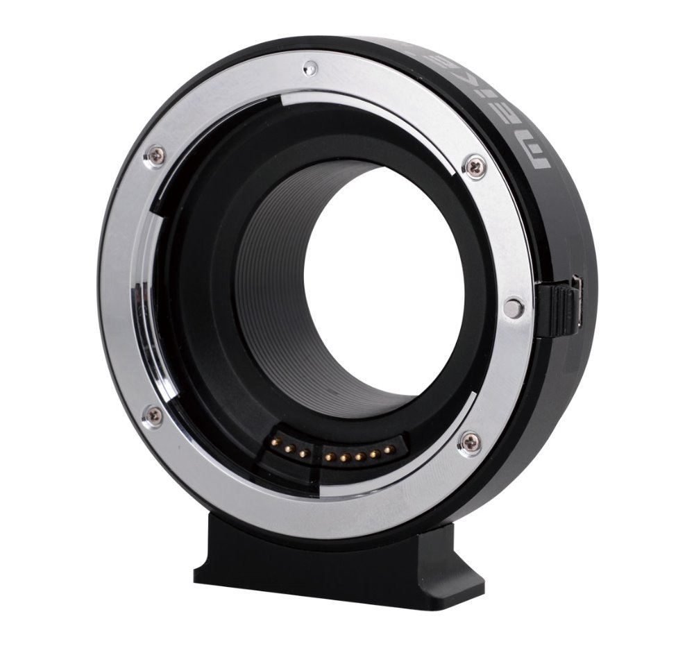цены Meike MK-S-AF4 Auto Focus mount lens adapter ring for SONY micro single camera to Canon EF/EF-S camera