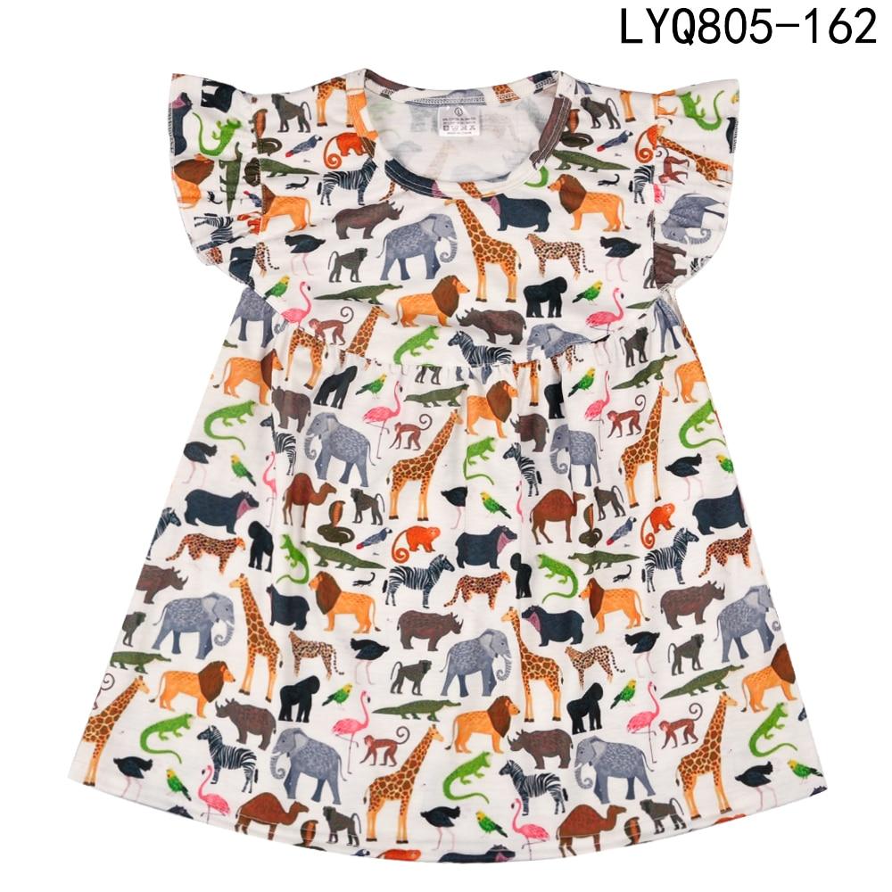 Gratis verzending van hoge kwaliteit boutique remake jurk mode - Kinderkleding - Foto 2