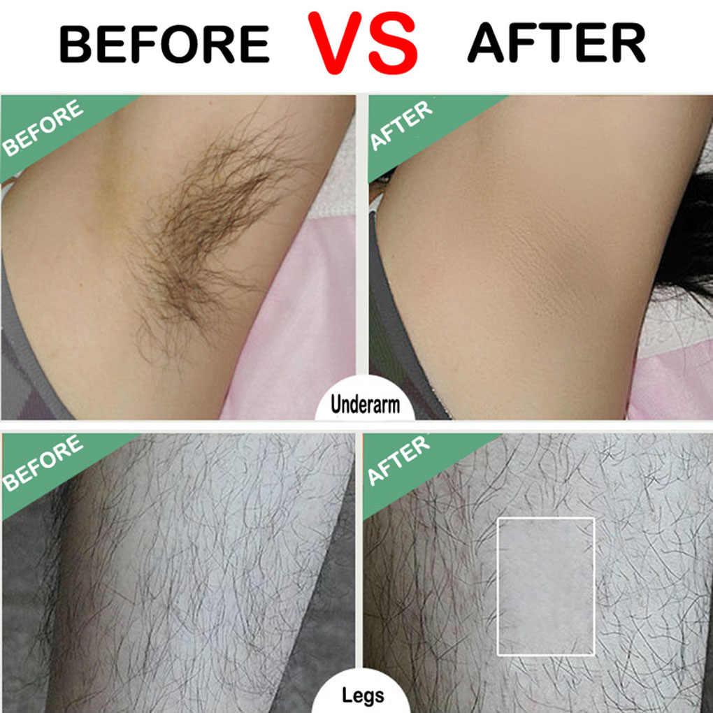 Sıcak Satış 10 Yaprak Çift taraflı Saç Çıkarıcı Kağıt Bacak Koltukaltı Kol Hızlı Saç Çıkarma Malzemeleri