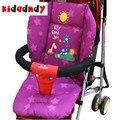 Carrinho de bebê Almofada Do Assento de Carro Almofada Térmica Almofada Dos Desenhos Animados do Transporte Da Criança Carrinho De Criança Carrinho mattresse Fronha LL