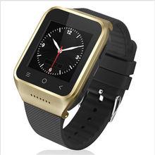 S8 Android Relógio Inteligente Com Um Cartão Sim Inteligente Relógios com GPS E Função de Telefone Rastreador Smartwatch Bluetooth Conector pk s83
