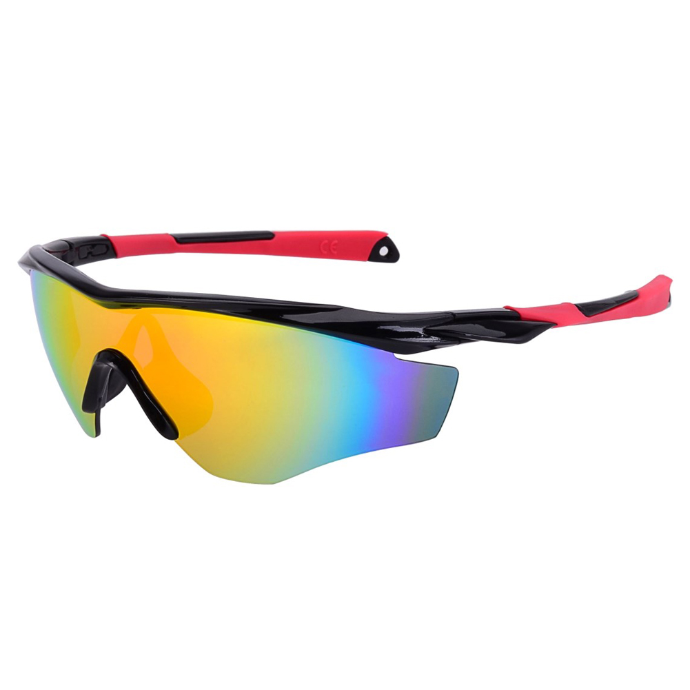 2017 Men Women MTB Sports Bicycle Cycling Sunglasses Half Frame lightweight Bike Glasses Eyewear Cycling Equipment