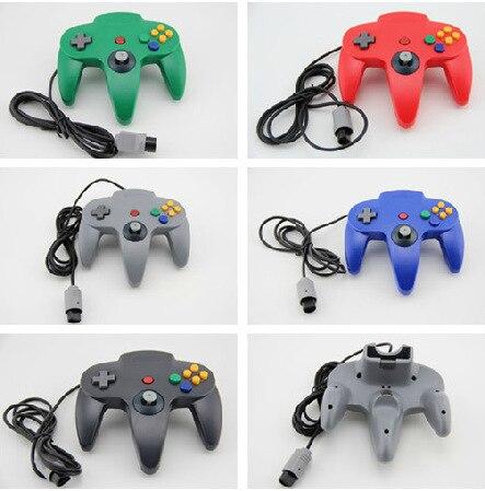 Controlador Do Jogo Do Sistema para Nintendo N64 longa Nova