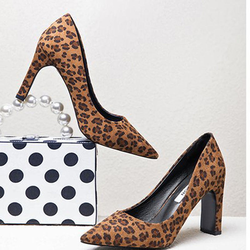 Chaussures Bout Hee Pointu Pu Profonde Carré Talon 2019 Cuir Haute Grand Printemps Wxg612 Khaki Pour En yellow sur Sexy Peu Style Femmes Pompes Slio Robe AHOaAFqw7