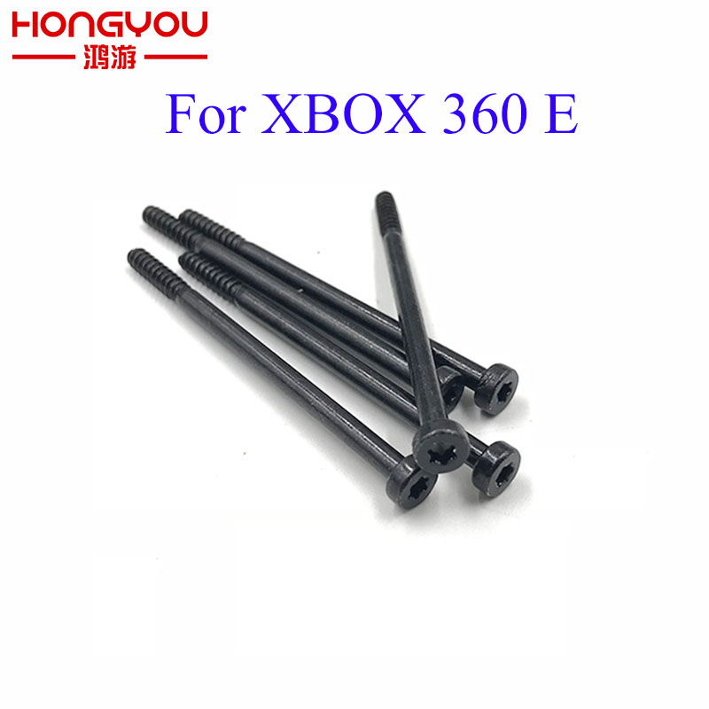 T10 (Torx) Security Replacement Screws Set for Xbox 360 Slim E version Host computer Controllers