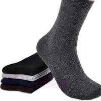 5Pair Men S Boy Warm Wool Mixture ANGORA Cashmere Pure Winter Thick Color Socks