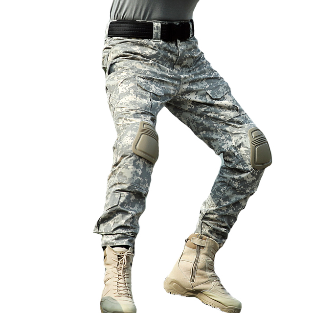 Knie Special Military Kleidung special Forces Cargo Kampf In Soldaten Pads Taktische Us27 Hosen Armee Camouflage 54Off 14 Mens pzVqUMS