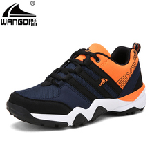 2017 Newly Autumn Man Leisure Shoes 45 46 Men Mesh +Synthetic Soft Lightness Student Shoes Fashion Casual Shoes Man Sneakers(China)