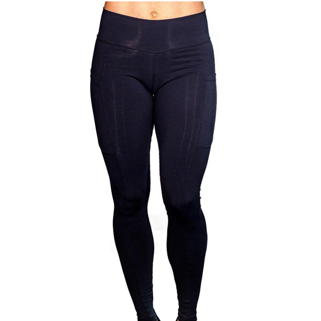 Yoga Pants With Pockets S-XL Women Sport Leggings 3