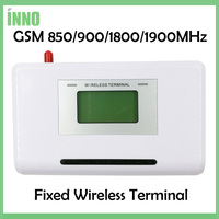 GSM 850 900 1800 1900MHZ Fixed Wireless Terminal With LCD Display Support Alarm System PABX Clear