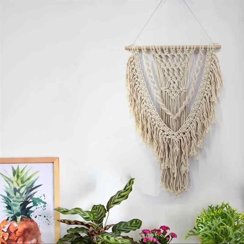 Handmade Tua Tường Treo Tấm Thảm Trang Trí Thủ Công Trong Nhà Nhà Treo Trang Trí Nội Thất