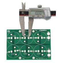 купить Electrical 50F 100F 220F 360F 400F 500F Six In Series Capacitor Protective Board 2.7V Super Capacitor Balance Protection Board по цене 1011.75 рублей