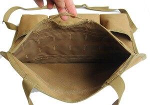 Image 4 - 戦術的な車後部座席オーガナイザー多機能狩猟アクセサリー収納ポケット軍事屋外パックモールシートカバーバッグ