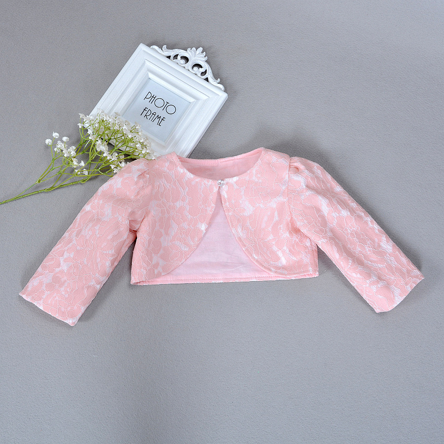 Aliexpress.com : Buy Baby Girl Cardigan Pink Baby 100% Cotton ...