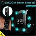 Jakcom b3 smart watch nuevo producto de relojes inteligentes como cubot smart watch para windows gps reloj teléfono