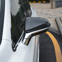 Only Use Left Hand Steering Fit For Lexus RX200T RX300 RX350 RX450H Side Rear View Mirror Door Mirror Cover