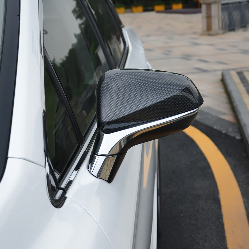 Only Use Left Hand Steering Fit For <font><b>Lexus</b></font> <font><b>RX200T</b></font> RX300 RX350 RX450H Side Rear-View Mirror Door Mirror Cover image