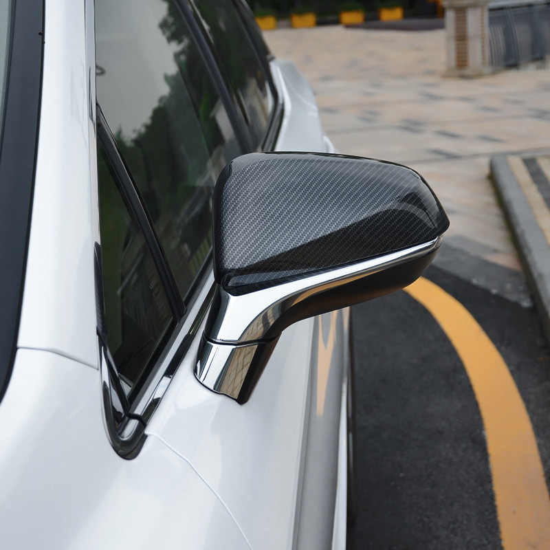 Używaj tylko kierownicy z lewej strony pasującej do Lexus RX200T RX300 RX350 RX450H boczne drzwi lustrzane lustrzane osłony