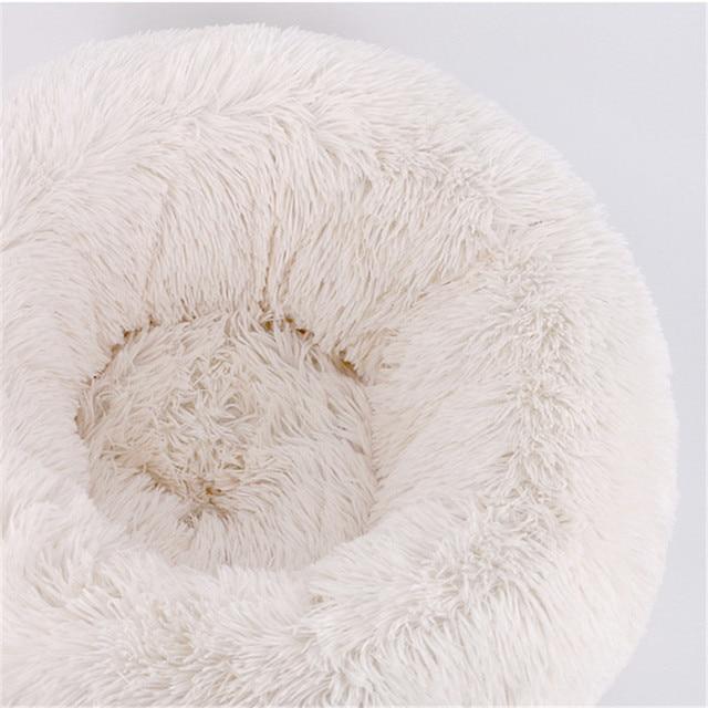 Luxury Round Dog Bed  3