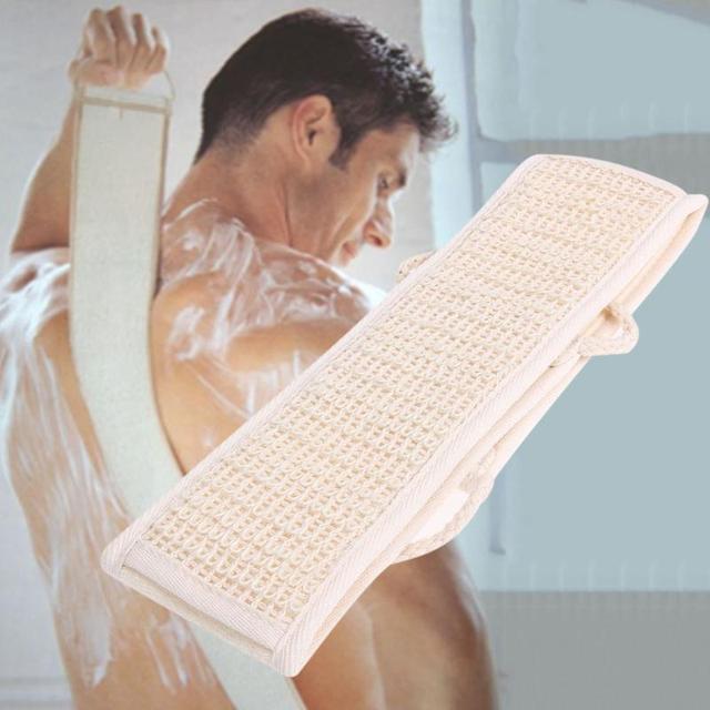 Natural Loofah Luffa Sponge Bath Towel Men and Women Bath Towel Exfoliating Loofah Back Scrubber for Shower Bathroom Supplies