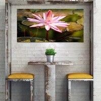 Cuadros Decoracion Salon Flowers Home Decor Large Posters and Prints Flower Picture Office Decoration Maison Wall Art Dropship