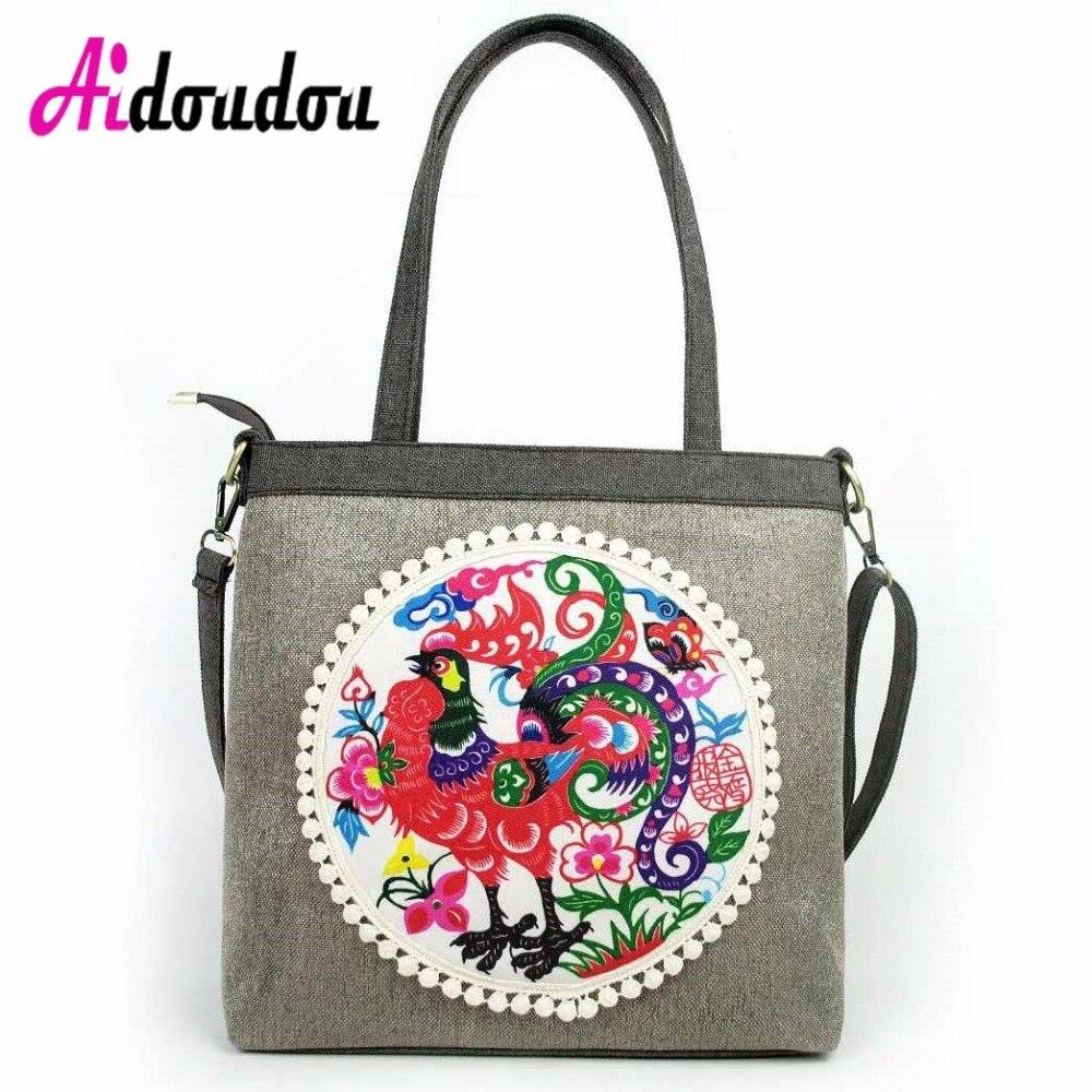 Fashion Women Canvas Handbags Female Shoulder Bags Casual Totes Large Capacity Shopping Bags Bolsas Messenger Bags For Women