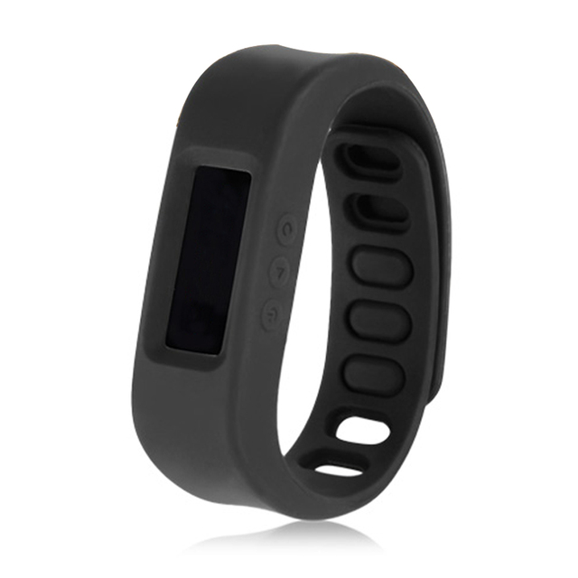 Sports Bracelet Bluetooth Smart Band Wristband Healthy Smart Bracelet with Sleep Step Counter Silicone Smartband for IOS Android