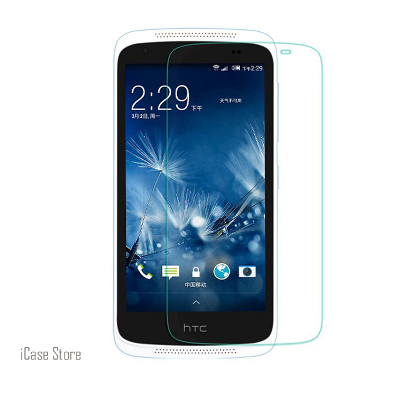 9H Tempered Glass Screen Protector For HTC One M8 Verre Protective Toughened Film For HTC One M8 Temper Protection Trempe temp