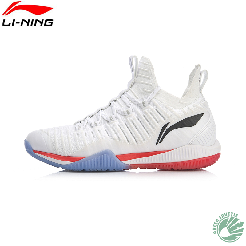 Genuine Lining 2019 New Professional badminton shoes Breathable Hard Wearing Men Sports Shoes AYAP001 sneakers