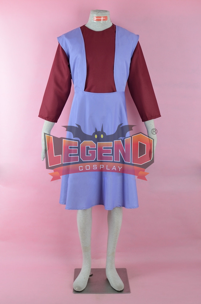 Star Trek: Next Generation Lal Cosplay Star Trek Lal Cosplay costume dress custom made