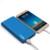 Ultra Delgado Banco Portable 12000 mAh Polímero Powerbank Cargadores de Batería de Reserva Externa del Cargador Móvil para Teléfonos Inteligentes