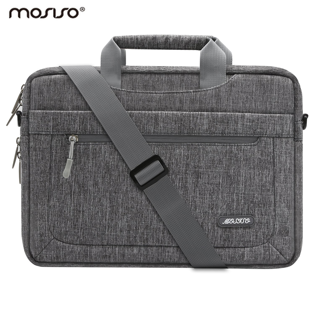 Mosiso Women Men Laptop Bag for DELL HP ACER ASUS 13.3 15.6 inch Briefcase for Macbook Air 13 Mac Pro 13 15 Notebook Accessories