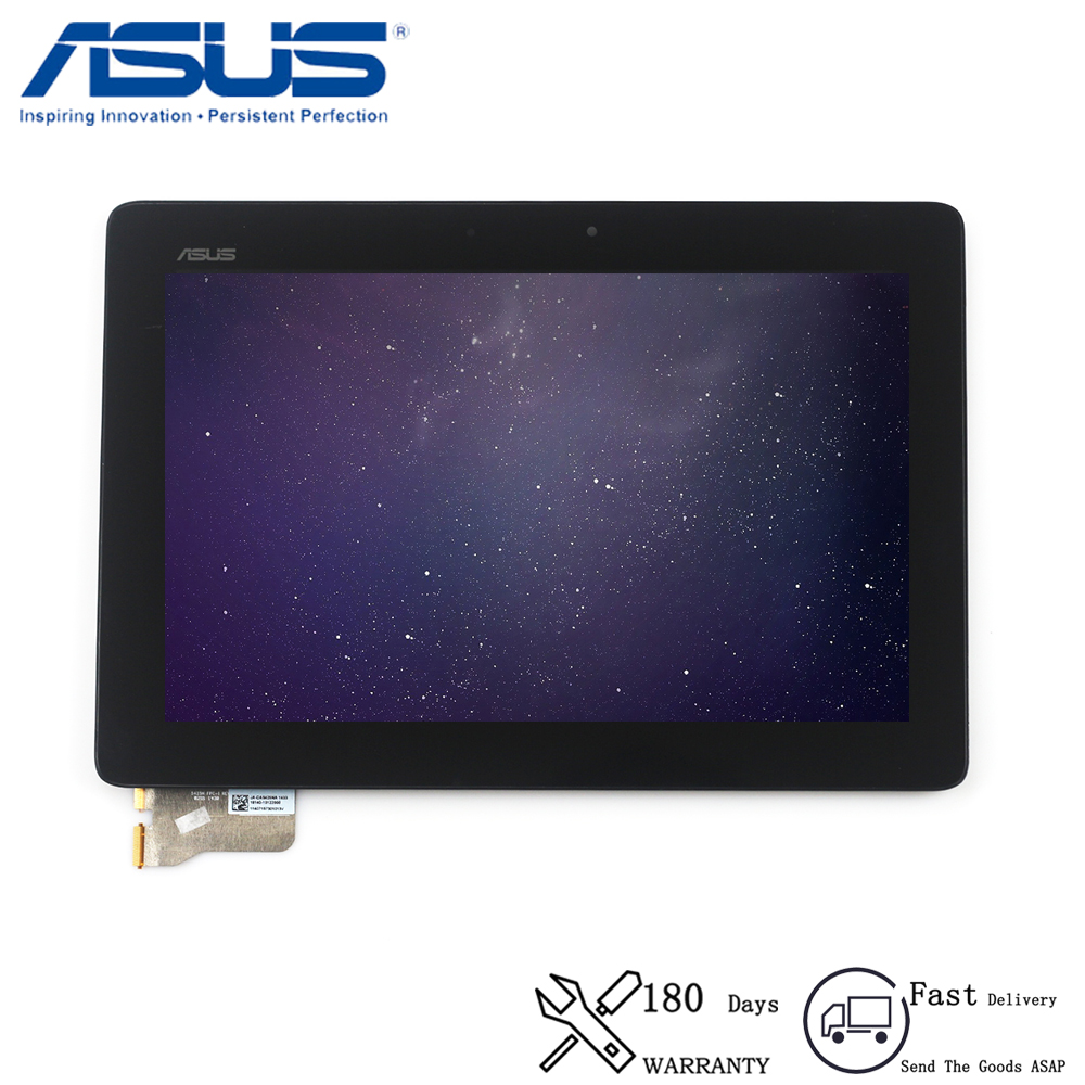 Original For ASUS MeMO ME302 ME302C ME302KL K005 K00A 5425N LCD Screen Display Touch Digitizer With Frame Small Scratches