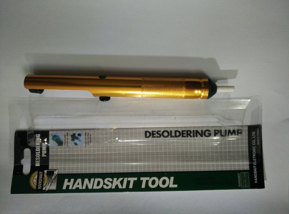 Anti Static Desolder Pump Sucker Solder Remover Removal Tool [40950101]