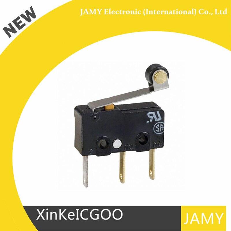 2pcs ORIGINAL /& Brand New D2F-01F-T D2F01FT Micro Basic Switch