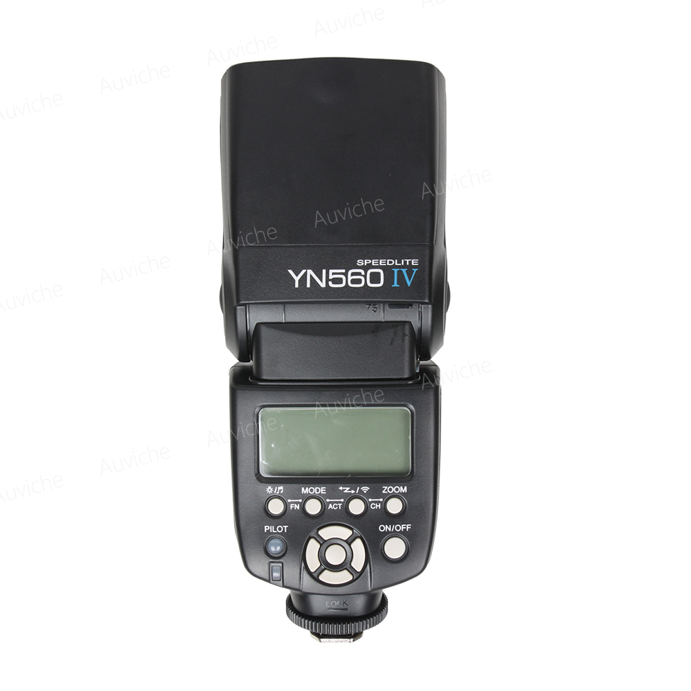 Yongnuo YN-560IV YN-560IV 2.4G Wireless flash Speedlite GN58 For Canon Nikon Pentax Cameras yongnuo yn 560iv flash speedlite camera wireless flash light for nikon canon pentax olympus rf602