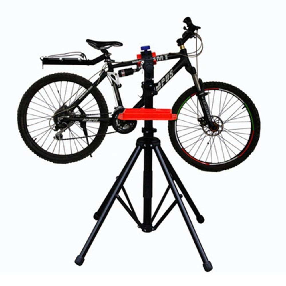 Bicycle Repair tool MTB Mountain Bike Repair Bracket Display Stand Bicycle Workbench Professional Repair Tool