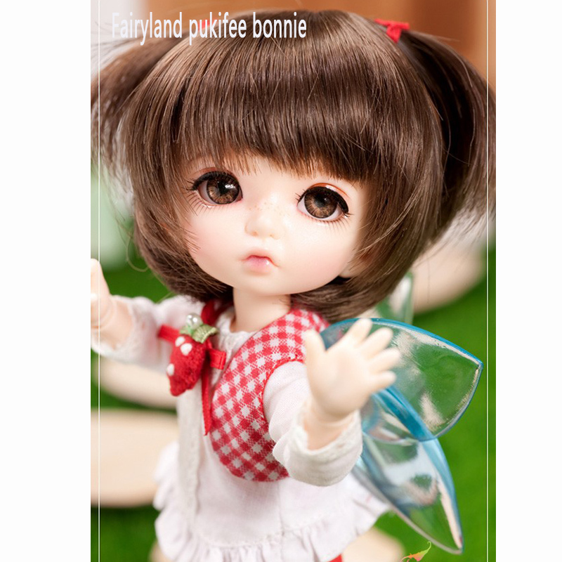 ФОТО fairyland pukifee bonnie doll bjd sd toy msd luts volks soom dod resin dollhouse figures iplehouse fl include eyes