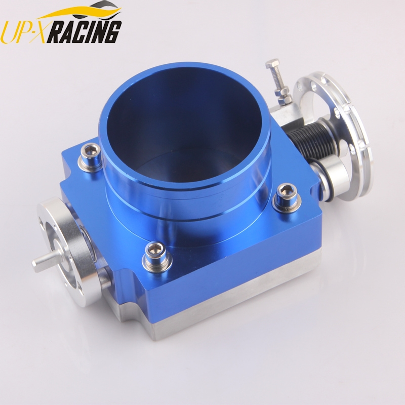 Hight quality auto universal throttle valve performance cnc 80mm intake throttle body