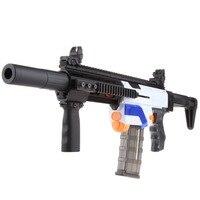 Рабочие дети легкий 3D печати модульная Mod F10555 насос Комплект баррель Jaket комбо 11 товаров для Нерфа Retaliator пистолет игрушки