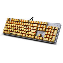 104 key PBT, OEM highly personalized translucidus metal mechanical keyboard keycaps