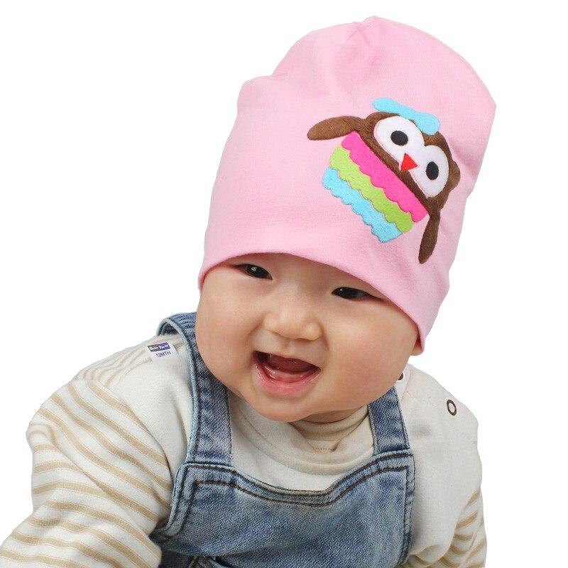 Acheter 2018 Automne Hiver Bébé Chapeau Enfants Nouveau Né Bonnet Tricoté  Crochet Enfants Bonnets Garçons Filles Chapeaux Chapeaux Enfant Casquettes  ... 69fe4c51d6c